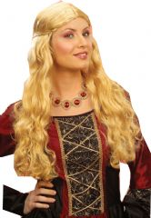 Medieval Wench Wig